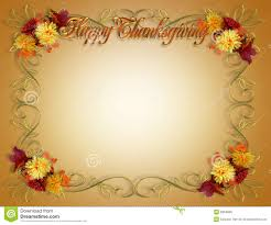 thanksgiving fall autumn border royalty free stock photo image