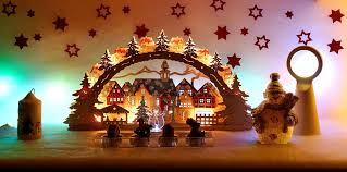 free photo christmas candle arches light free image on