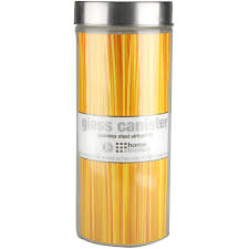 glass kitchen canisters wayfair basics wayfair basics 4 piece