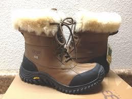 s adirondack ugg boots otter ugg adirondack ii otter boot us 7 5 eu 38 5 uk 6