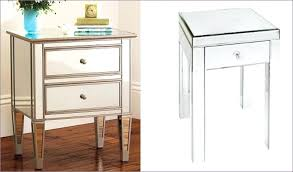 mirror bedside table target help i need a mirrored bedside table