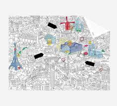 paris map for coloring paris free printable images world maps