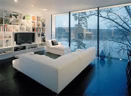 Modern Hillside House Plans Ultra Modern Hillside House Design With Minimalist Concept
