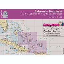 Anchorage Tide Table Nv Charts Region 9 3 Bahamas Southeast Cat And Long Island Rum