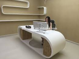 Corner Computer Desk Furniture Executive Office Table Specifications Curved Office Furniture