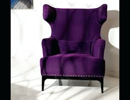 Occasional Dining Chairs Dining Chairs Purple Crushed Velvet Dining Chairs Lounge
