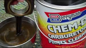 piston cuisine dissolving carbon buildup from pistons cleaning piston ring