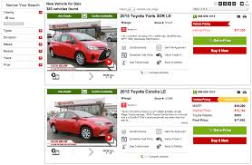 toyota corolla website increase car dealer website leads with this lead button home