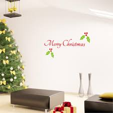 compare prices on leaf wall decals online shopping buy low price merry christmas quote leaf wall decals removable window stickers decor kids art high quality china