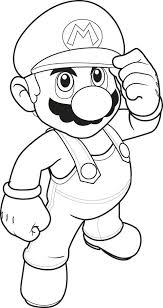 Coloring Pages For Kids Super Mario Coloring Pages For Kids This Coloring Sheets