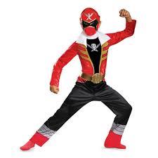 halloween city costumes 2015 amazon com disguise saban super megaforce power rangers red