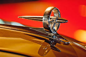 1947 buick roadmaster ornament photograph by reger