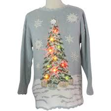pretty ugly christmas sweaters polyvore
