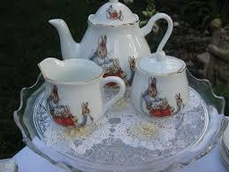beatrix potter tea set beatrix potter aol image search results