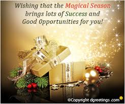 may the magic of season