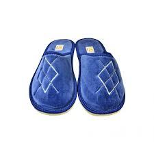 pánske modré papuče blui johnc sk