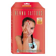 earth henna temporary tattoo kits mehndi body painting buy online