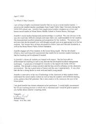 Teacher Skills Resume Examples by Letter Of Recommendation For Teacher Going To Graduate