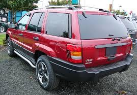 jeep grand cherokee wj freedom edition