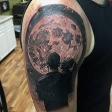 silhouette shred s inferno custom tattoos