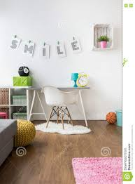 positive energy kids u0027 room design stock photo image 70682053