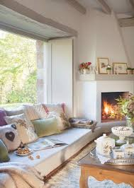 Designing A Small Living Room With Fireplace 40 Cozy Living Room Decorating Ideas Decoholic