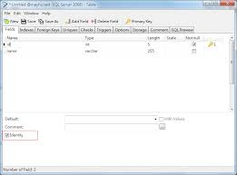 sql create table primary key autoincrement auto increment primary key navicat community