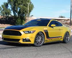 mustang tuner aem illustrates tuner heritage with unlikely domestic candidate
