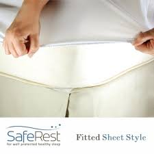 saferest premium crib mattress protector