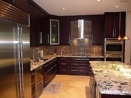 Dark Wood Kitchen Ideas Best  Dark Wood Kitchens Ideas On - Dark wood kitchen cabinets