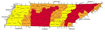 Radon Zone Map Chattanooga Tennessee Radon Mitigation U0026 Reduction Swat