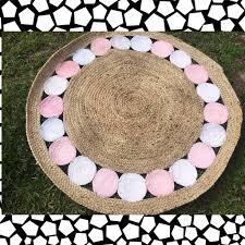 kmart hack on the children u0027s jute colour spot rug for this i