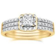 trio wedding sets trio wedding ring set