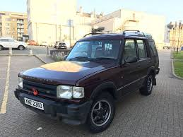 land rover discovery off road 1995 land rover discovery tdi 2 5 turbo diesel service history