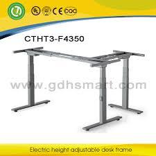 hauteur standard bureau ordinateur réglable en hauteur électrique bureau bureau ordinateur de bureau