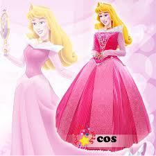 Princess Aurora Halloween Costume Aliexpress Buy Halloween Princess Aurora Costume Adults