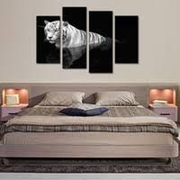 distributors of discount white tiger home decor 2017 print home