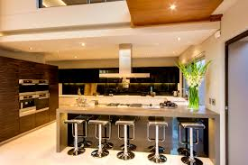 kitchen island wall kitchen island against wall interior design