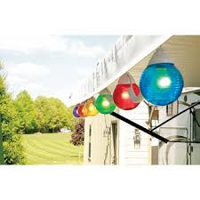 Nautical Patio Lights Rv Safety Products Warning Triangles Camping World