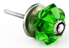 Green Glass Cabinet Knobs Emerald Green Glass Cabinet Knobs 12pc Cupboard Drawer Pulls