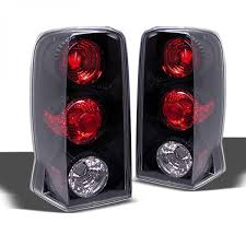 cadillac escalade tail lights spyder 2002 2006 cadillac escalade tail lights