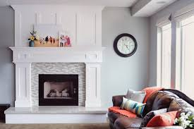 gorgeous craftsman mantel love the simplicity of the canvas u0027s