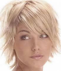 medium short hairstyles for thin hair women medium haircut