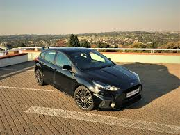 driven ford focus rs
