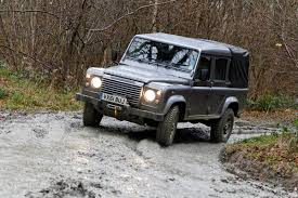 land rover modified modified land rover defender pics land rover defender auto express