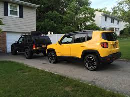 mojave jeep renegade solar yellow picture thread page 2 jeep renegade forum