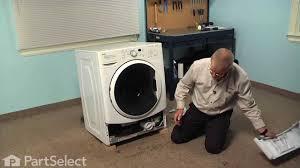 washing machine repair replacing the drain pump whirlpool part