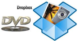 upload dvds to dropbox for viewing anywhere plex movie streaming