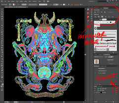 tutorial illustrator layers custom vector die cut vinyl sticker tutorial in illustrator cs