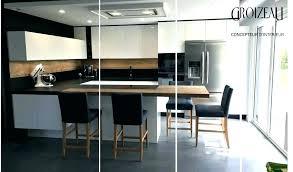 cuisine noir laqué pas cher meuble cuisine noir laque meuble cuisine laque noir cuisine laquace